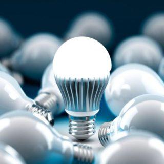 Ampoules d'éclairage