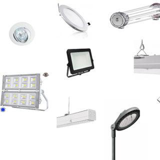 Luminaires techniques